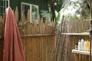 Фото 10 Летний душ для дачи своими руками: выбор места, материалы и этапы строительства