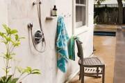 Фото 13 Летний душ для дачи своими руками: выбор места, материалы и этапы строительства