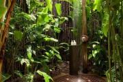 Фото 2 Летний душ для дачи своими руками: выбор места, материалы и этапы строительства