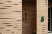 Фото 15 Летний душ для дачи своими руками: выбор места, материалы и этапы строительства