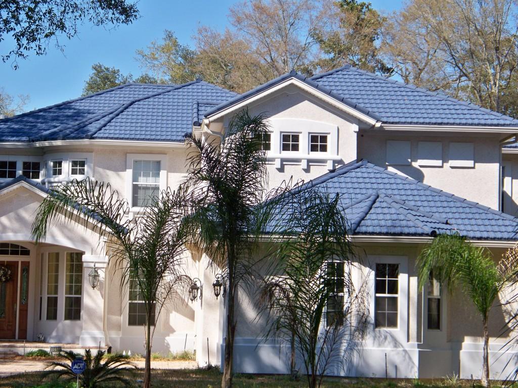 Крыша из металлочерепицы 56 фото надежность