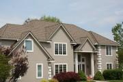 Фото 8 Крыша из металлочерепицы (56 фото): надежность, эстетичность и простота монтажа