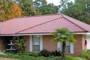 Фото 3 Крыша из металлочерепицы (56 фото): надежность, эстетичность и простота монтажа