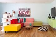 Фото 12 Модульные диваны (80+ фото): виды, особенности,  плюсы и минусы