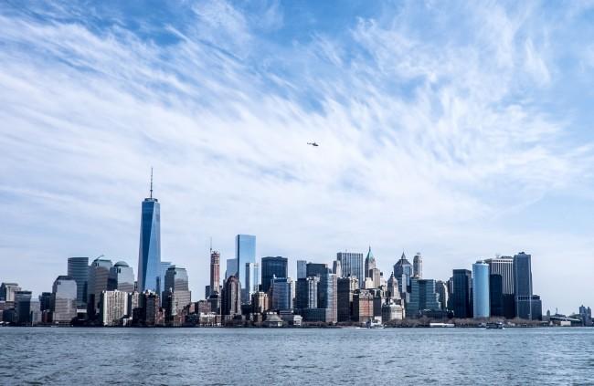 Небоскреб в Нью-Йорке. Изображение © Flickr CC пользователя Peter McConnochie