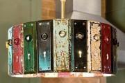 Фото 10 Плафоны для люстр своими руками: оригинальные идеи и мастер-классы по декору