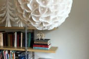 Фото 18 Плафоны для люстр своими руками: оригинальные идеи и мастер-классы по декору
