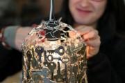 Фото 20 Плафоны для люстр своими руками: оригинальные идеи и мастер-классы по декору
