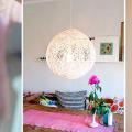 Плафоны для люстр своими руками: оригинальные идеи и мастер-классы по декору фото