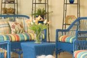 Фото 27 Плетеная мебель из искусственного ротанга (66 фото) – комфорт и стиль вашего дома