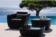 Фото 13 Плетеная мебель из искусственного ротанга (66 фото) – комфорт и стиль вашего дома