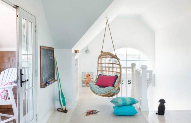 Полиротанг идеален и для детской комнаты