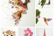 Фото 11 Поделки из природного материала своими руками (76 фото): оригинальный декор для дома