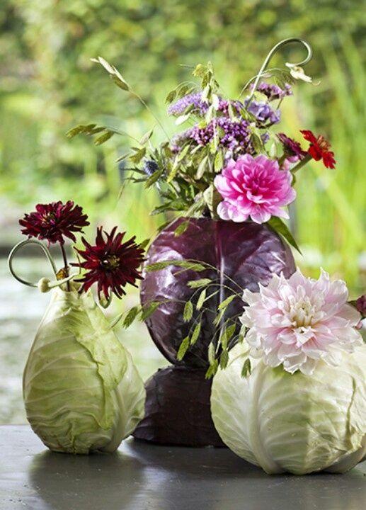 Овощная ваза