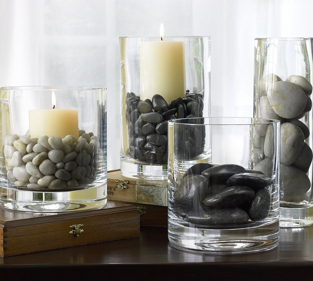 Декор камни своими руками