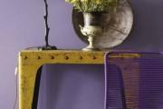 Фото 7 С какими цветами сочетается фиолетовый, лучшее его применение в интерьере