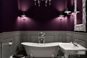 Фото 8 С какими цветами сочетается фиолетовый, лучшее его применение в интерьере