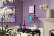 Фото 9 С какими цветами сочетается фиолетовый, лучшее его применение в интерьере
