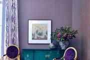 Фото 11 С какими цветами сочетается фиолетовый, лучшее его применение в интерьере