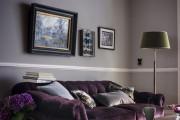 Фото 15 С какими цветами сочетается фиолетовый, лучшее его применение в интерьере