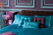 Фото 5 С какими цветами сочетается фиолетовый, лучшее его применение в интерьере