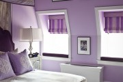 Фото 23 С какими цветами сочетается фиолетовый, лучшее его применение в интерьере