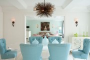 Фото 13 С какими цветами сочетается голубой (79 фото): легкость и воздушность в вашем доме