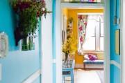 Фото 3 С какими цветами сочетается голубой (79 фото): легкость и воздушность в вашем доме