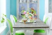 Фото 6 С какими цветами сочетается голубой (79 фото): легкость и воздушность в вашем доме