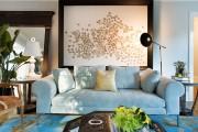 Фото 23 С какими цветами сочетается голубой (79 фото): легкость и воздушность в вашем доме