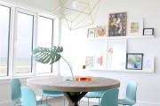 Фото 24 С какими цветами сочетается голубой (79 фото): легкость и воздушность в вашем доме