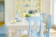 Фото 25 С какими цветами сочетается голубой (79 фото): легкость и воздушность в вашем доме