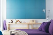 Фото 2 С какими цветами сочетается голубой (79 фото): легкость и воздушность в вашем доме