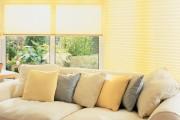 Фото 6 Шторы-плиссе на окна: 60+ идей для светлого интерьера, правила установки и ухода