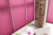 Фото 1 Шторы-плиссе на окна: 60+ идей для светлого интерьера, правила установки и ухода