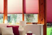 Фото 8 Шторы-плиссе на окна: 60+ идей для светлого интерьера, правила установки и ухода