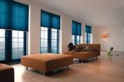 Фото 17 Шторы-плиссе на окна: 60+ идей для светлого интерьера, правила установки и ухода