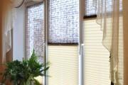 Фото 18 Шторы-плиссе на окна: 60+ идей для светлого интерьера, правила установки и ухода