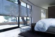 Фото 19 Шторы-плиссе на окна: 60+ идей для светлого интерьера, правила установки и ухода