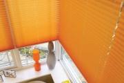 Фото 3 Шторы-плиссе на окна: 60+ идей для светлого интерьера, правила установки и ухода