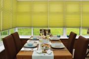 Фото 23 Шторы-плиссе на окна: 60+ идей для светлого интерьера, правила установки и ухода