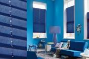 Фото 4 Шторы-плиссе на окна: 60+ идей для светлого интерьера, правила установки и ухода