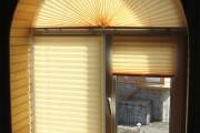 Фото 25 Шторы-плиссе на окна: 60+ идей для светлого интерьера, правила установки и ухода
