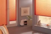 Фото 26 Шторы-плиссе на окна: 60+ идей для светлого интерьера, правила установки и ухода