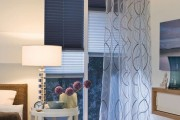 Фото 28 Шторы-плиссе на окна: 60+ идей для светлого интерьера, правила установки и ухода