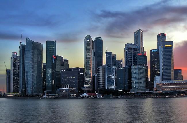 Сингапур, центральный деловой район