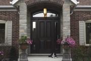 Фото 5 Входные стальные двери (59 фото): защита для дома-крепости