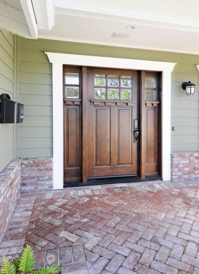 Широкий ассортимент металлических дверей позволяет выбрать идеальный дизайн для любого помещения