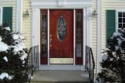 Фото 18 Входные стальные двери (59 фото): защита для дома-крепости