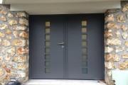 Фото 19 Входные стальные двери (59 фото): защита для дома-крепости